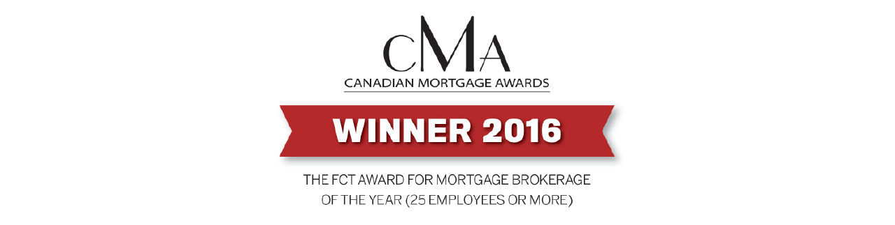 We Won! Did you know you are working with the Best Brokerage in Canada?